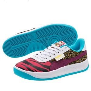 NEW!Puma California Animal Women's Sneakers